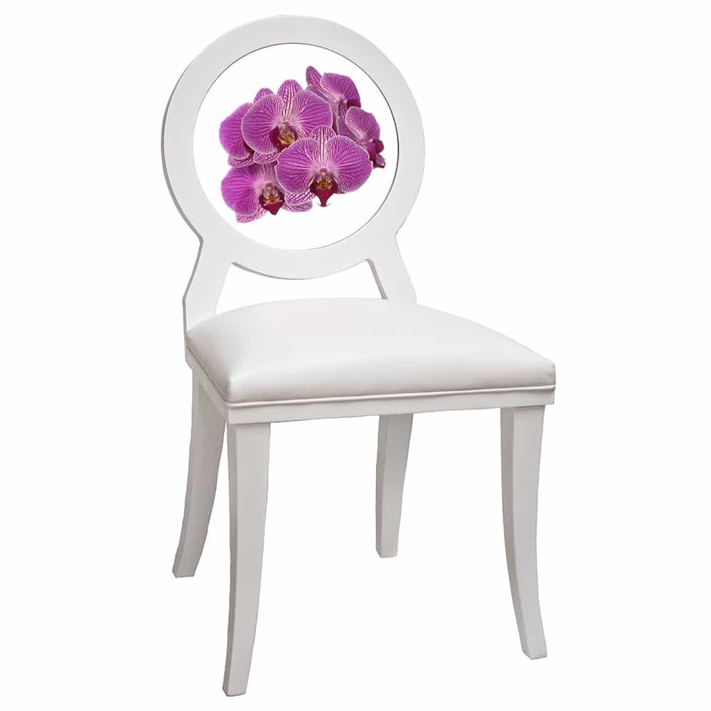 Purple Orchid Floret
