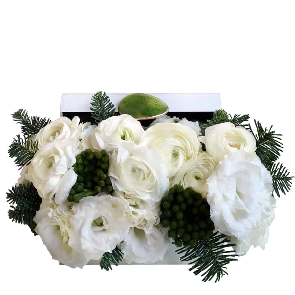 Green Agate Box – Large
