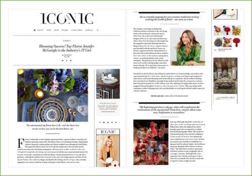 Iconic Life Best Florist 2020