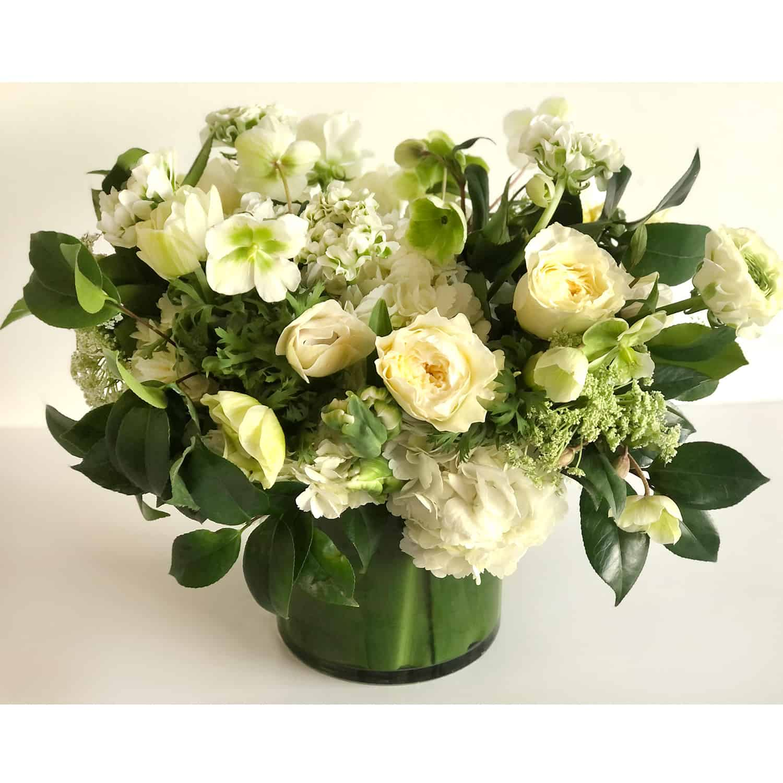 Spring White